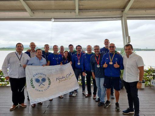 Desayuno para participantes del Oceanman Ecuador