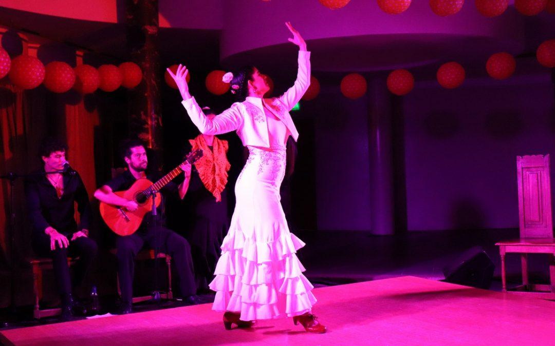 Noche de Flamenco sin fronteras