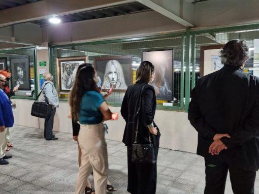 Exposición de arte figurativo «Misceláneas» por Sergio Mendoza