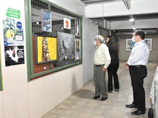 Exposición San Martín: «Cromático»